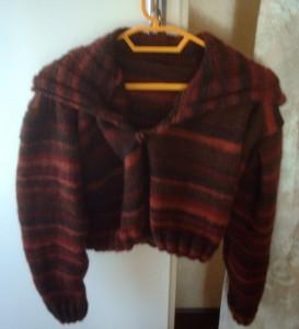Gilet  dans Tricot gilet-tricote-0908-6-273x300